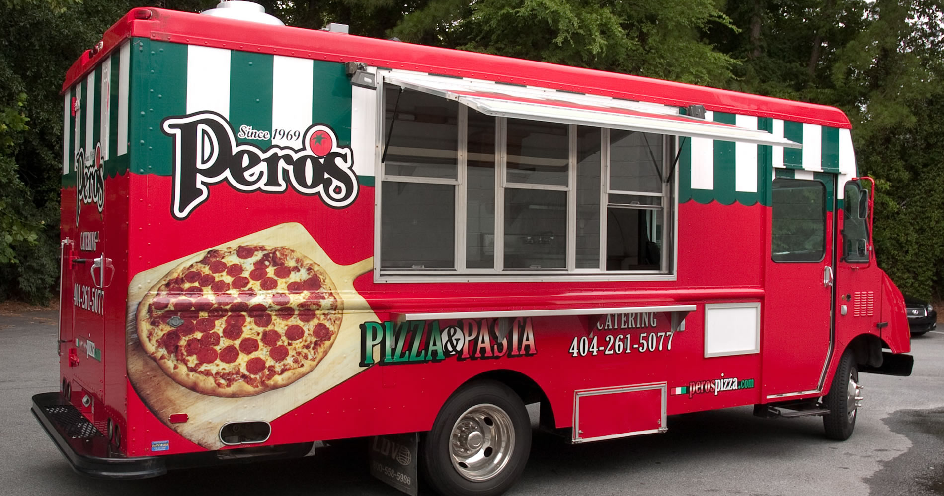 Italiano & Pizza, Pizza & Pasta Restaurant, Dining In, Catering, Delivery
